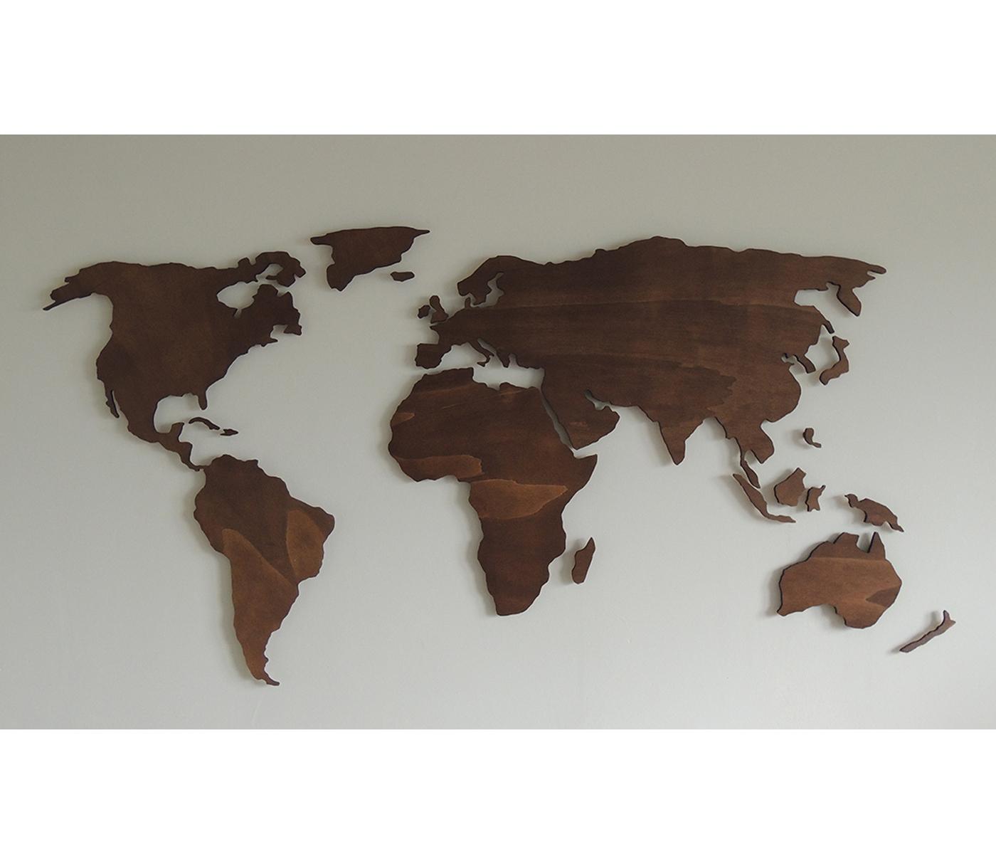 Wooden world map xl paspartoetpaspartoet wooden world map xl gumiabroncs Images